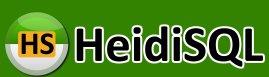 Logo for HeidiSQL, a slick GUI front-end for mySQL